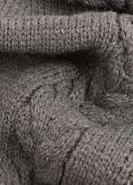MANGO MAN Knit Scarf