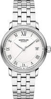 Montblanc 112632 Tradition Stainless Steel Watch