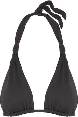 Eberjey Lennon Triangle Bikini Top