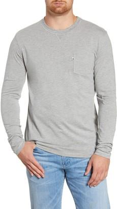 johnnie-O Matty Classic Long Sleeve Pocket T-Shirt