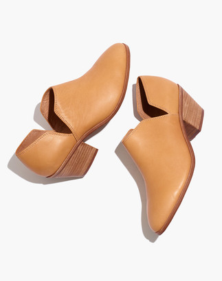 Madewell The Gloria Shoe Boot in Leather