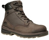 "Timberland Men's Resistor 6"" WP Composite Safety Toe"