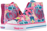 Skechers Twinkle Toes - Shuffles 10735L Lights Girl's Shoes