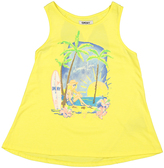DKNY Aurora 'Summer Love!' Cutout Tank - Girls