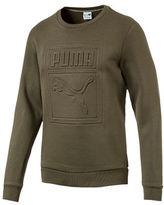 Puma Archive Embossed Crew Sweater