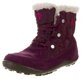 Thumbnail for your product : Columbia Suede Lace-Up Boots Purple