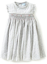 Edgehill Collection Baby Girls 3-24 Months Smocked Dress