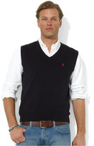 Polo Ralph Lauren Men's Sweater Vest, Core Solid Sweater Vest
