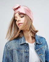 Asos Wide Satin Headscarf