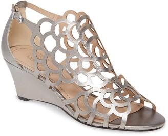 Klub Nico Millie Cutout Wedge Sandal