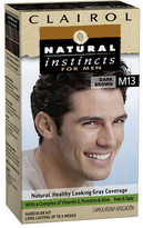 Clairol Natural Instincts For Men Permanent Hair Color