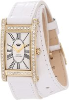 Juicy Couture Women's 1901041 Royal Double Wrap Leather Strap Watch