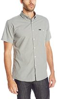Brixton Men's Central Short Sleeve Woven