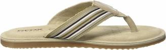 Geox Men's U Artie B Flip Flops
