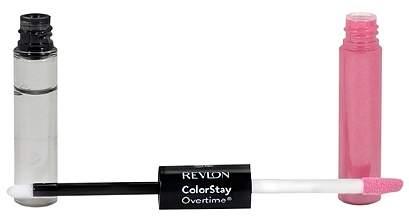 Revlon Lipcolor and Topcoat