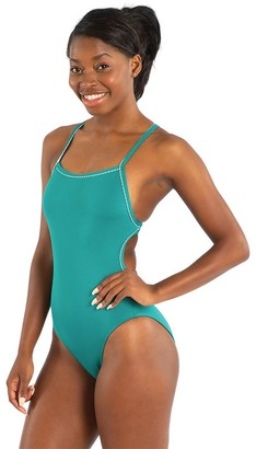 Dolfin Uglies Revibe Solid Tie-Back Swimsuit