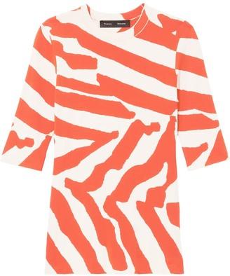 Proenza Schouler printed halfsleeved T-shirt