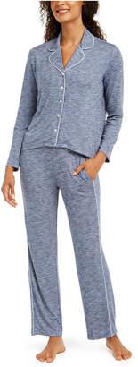 Alfani Women Cozy Knit Pajama Set