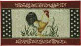 "Bacova Cocka Doodle Doo 22.4"" x 40"" Berber Kitchen Rug"