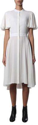 Alexander McQueen Long Silk Dress