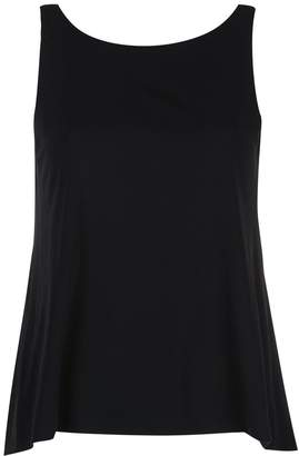 Peter Cohen flared tank top
