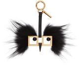 Fendi Black Hypnoteyes Keychain