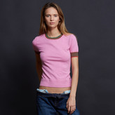 Minnie Rose Tipped Tee
