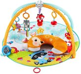 Fisher-Price Moonlight Meadow Deluxe Play Gym, Multi