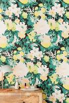 Urban Outfitters Madison Floral Removable Wallpaper
