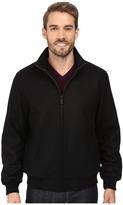 Calvin Klein Wool Bomber Jacket Men's Coat