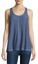 Wilt Striped Trapeze Tank Top