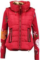 Desigual SALVA Winter jacket borgona