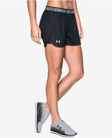 Under Armour Mesh Play Up Shorts