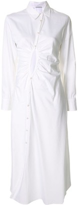 Georgia Alice Asymmetric Shirt Dress