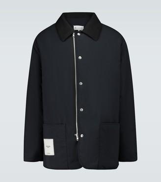 Maison Margiela Recycled nylon jacket