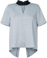 Taylor Cropt Ascend blouse