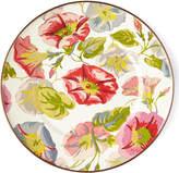 Mackenzie Childs MacKenzie-Childs Morning Glory Salad/Dessert Plate