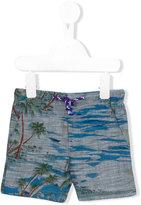 Simple Tulum shorts - kids - Cotton - 12 mth
