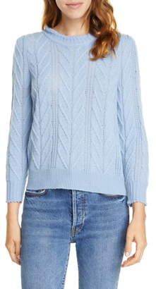 Joie Tenzin Cable Sweater