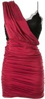 Alice + Olivia Lace Detail Dress