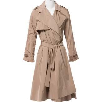 Lanvin Camel Trench Coat for Women