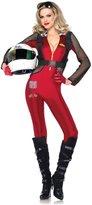 Leg Avenue Women's 2 Piece Pitstop Penny Costume
