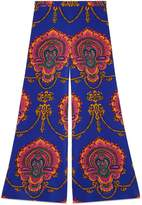 Gucci 70s Graphic Print Pant
