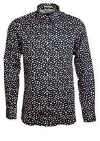 Ted Baker Men's Long Sleeve Floral Print Shirt