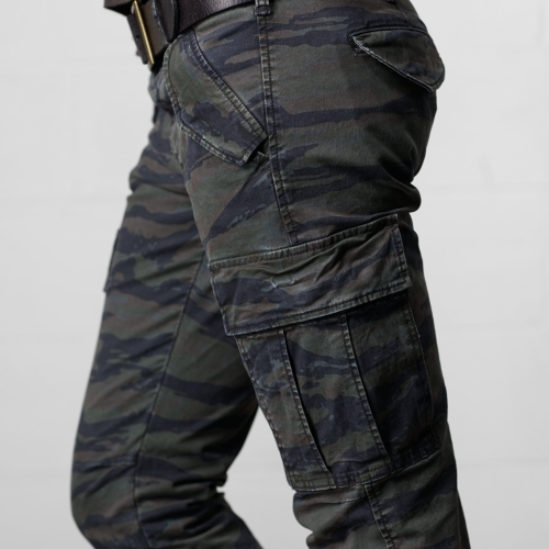 Denim & Supply Ralph Lauren Skinny Camo Cargo Pant