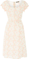 Zac Posen Daisy Lace Cocktail Dress