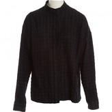 Haider Ackermann Grey Wool Top for Women