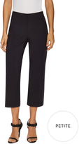 Lafayette 148 New York Women's Downtown Flare Cropped Pant
