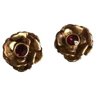 Marc Jacobs Gold Metal Earrings