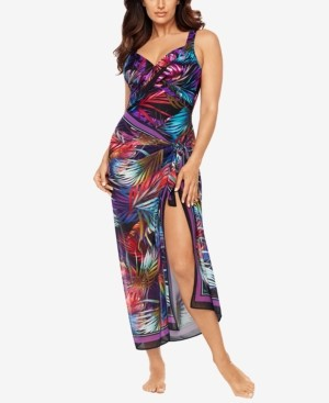 Miraclesuit Mystical Palms Scarf Pareo Cover-up Women's Swimsuit